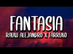 Rauw Alejandro, Farruko - Fantasias (Letra) - YouTube Soundtrack To My Life, 6 Music, Music Publishing, Song Lyrics, Zumba, Videos, Youtube, Album, Mood