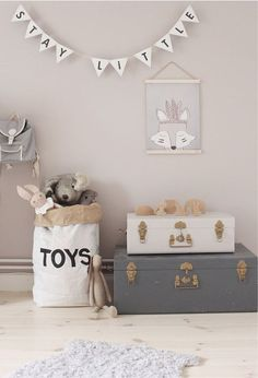 Create a luxurious and unique decoration for the kids' room with these stylish projects. Baby Bedroom, Baby Room Decor, Kids Bedroom, Nursery Decor, Bedroom Decor, Kids Corner, Ideas Dormitorios, Deco Kids, Kids Room Design
