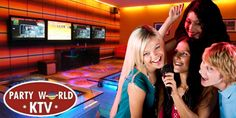 Party World KTV: $8.80 Onwards for 2 Hours of Karaoke Session  >>  http://www.coupark.com/singapore-deal/103011/party-world-ktv-hours-karaoke-session-soft-drink-amp.html