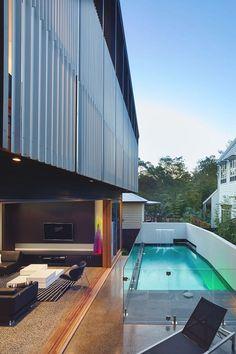 Mackay Terrace by Shaun Lockyer Architects
