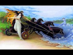 """""""From Persephone's Letters to Demeter"""" Persephone Story, Hades And Persephone, Picture Captions, Greek Mythology, Folklore, Monster Trucks, Illustration Art, Fantasy, Heroines"""