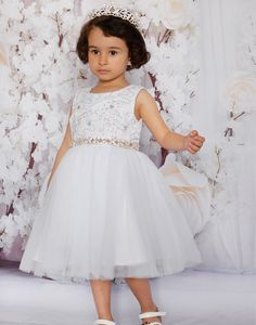 Girls Dresses, Flower Girl Dresses, Wedding Dresses, Image, Fashion, Dresses Of Girls, Bride Dresses, Moda, Bridal Gowns
