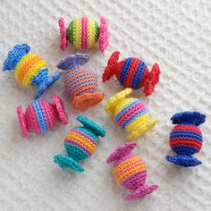 amigurumi candy