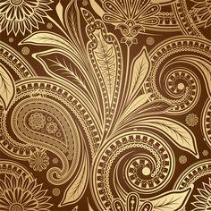 free vector European fine pattern background 04 vector
