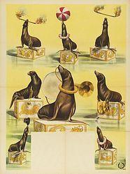 Circusmuseum.nl amazing posters <3