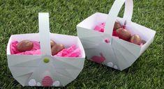 Des paniers de Pâques à télécharger