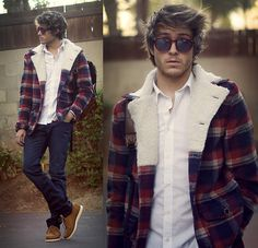 OPPA BUNYAN STYLE  (by Adam Gallagher) http://lookbook.nu/look/4245747-OPPA-BUNYAN-STYLE