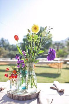 simple wildflowers