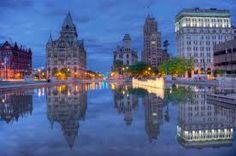 Beauty Of Syracuse New York