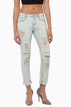 Tobi Madison Boyfriend Jeans