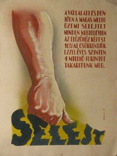Sándor Nagy, Waste Vintage Humor, Vintage Posters, Retro Posters, Illustrations And Posters, Budapest, Infographic, History, Funny, Gardening