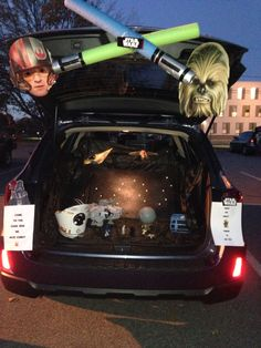 30 Best Trunk Or Treat Images Star Wars Star Wars Party Costumes