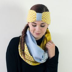 Piccalilli - this mustard yellow has always been a firm favourite and is so fun to knit with.