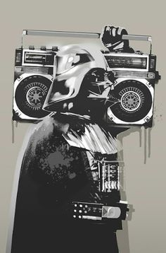 Banksy Graffiti Street Art Silk Fabric Poster inches Artwork Print Pictures For Room Wall Decor 010 Banksy Graffiti, Bansky, Street Art Graffiti, Wallpaper Animé, Star Wars Wallpaper, He Man Tattoo, Urbane Kunst, Arte Pop, Star Wars Art