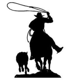 Custom metal art for your home, ranch or business. Custom ranch signs, gates, and balcony panels. Horse Silhouette, Silhouette Clip Art, Silhouette Cameo Projects, O Cowboy, Cowboy Horse, Custom Metal Art, Drawn Art, Westerns, Horseshoe Art