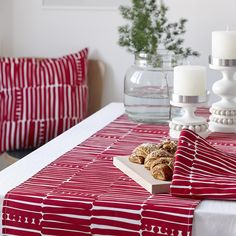Aarikka - Palko tablecloth
