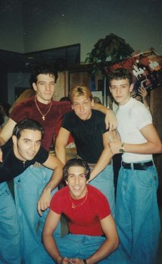 #NSYNC haha I would totally get tickets if they got together