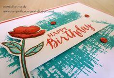 Stamp With Paper Panda: Stampin Saturday