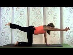 ▶ Full length Beginner Pilates Lesson with Judy Farmer - YouTube