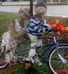 Scarecrows | Scarecrows!