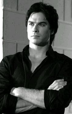 Damon salvatore el hombre mas guapo d todos