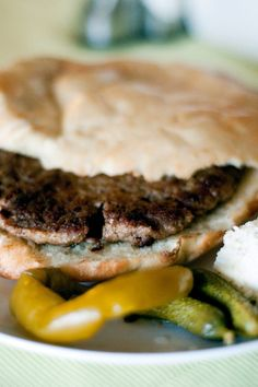 NYT Cooking: Called pljeskavica, pronounced PLYESS-ka-vee-tsa, this burger as wide as a birthday cake is beloved in Serbia, Croatia, Bosnia and Herzegovina, Slovenia and Montenegro