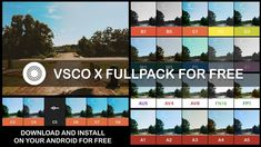 Download Vsco Fullpack Bisa Edit Video Mutabikh