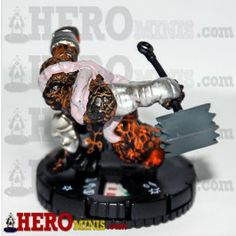 Angrir - Marvel - Fear Itself HeroClix #033