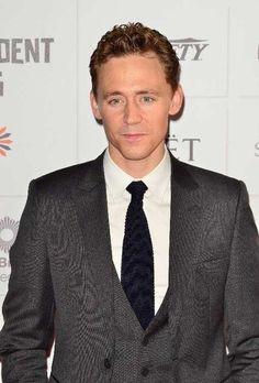 Tom Hiddleston at the 15th Moet British Independent Film Awards