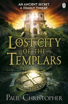 """Read """"Lost City of the Templars"""" by Paul Christopher available from Rakuten Kobo. The latest rip-roaring adventure thriller from Paul Christopher featuring John Holliday and his search for the Templar O. I Love Books, Good Books, Books To Read, Knights Templar History, Best Books For Men, Meditation, Mystery Novels, Lost City, Penguin Books"""