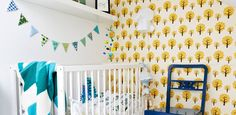 Kreativt børneværelse - inspiration - hjemme hos Alexander - kreativt børneværelse
