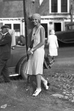 1920s: Flapper Silhouettes - HarpersBAZAAR.com