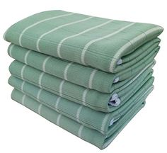 Gryeer Highly Absorbent Lint-free Kitchen Dish Towels, Mi...