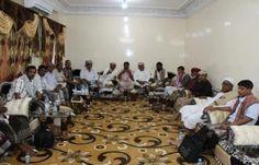 اخبار اليمن : المقدم بن حبريش : المؤتمر الجامع جهد مجتمعي واسع لخدمة حضرموت الأرض والانسان