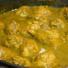 Guyanese Style Curry Chicken - The key to getting this recipe right is using the right ingredients