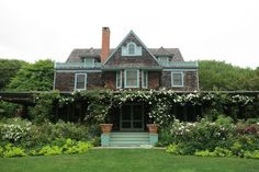 Martha Stewart's Hampton Home