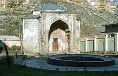Mengli 1-Gerey Khan  mausoleum.(Crimea)