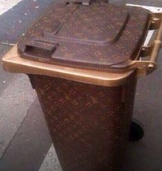 #AlwaysDoItBIG and take out the #Trash  www.DonkBoard.com  #LV #LouisVuitton #funny