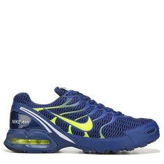 Nike Men s Air Max Torch 4 Running Shoes (Navy Volt) - 10.5 M 057b50536