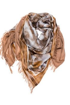 MAsses Becasseaux Two-sided Womens Scarves, Ready To Wear, How To Wear, Collection, Capsule Wardrobe