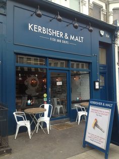 Kerbisher & Malt in Brook Green, Greater London