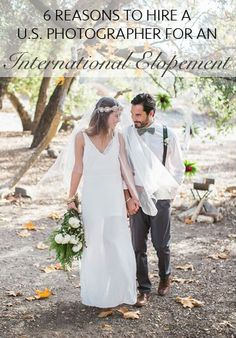 Wedding photographer Jasmine Star shares why importing your own elopement talent can be an excellent investment.