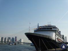 Cruise Port Rotterdam, Holland