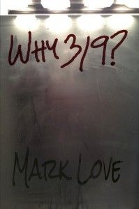I recommend Why 319?, especially to those avid mystery and police procedural junkies.
