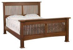 Potential bed #craftsman #mission