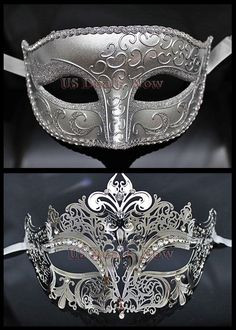 MANY Matching Couple Phantom Elegant Venetian Masquerade Mask for MALE & FEMALE | Clothing, Shoes & Accessories, Costumes, Reenactment, Theater, Accessories | eBay!