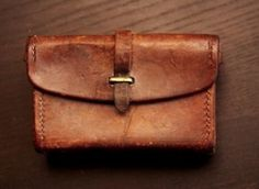 vintage leather accessories