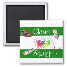 >>>Low Price Guarantee          	Clean or Dirty Artist Dishwasher Magnet           	Clean or Dirty Artist Dishwasher Magnet in each seller & make purchase online for cheap. Choose the best price and best promotion as you thing Secure Checkout you can trust Buy bestHow to          	Clean or Dir...Cleck Hot Deals >>> http://www.zazzle.com/clean_or_dirty_artist_dishwasher_magnet-147295349291194042?rf=238627982471231924&zbar=1&tc=terrest