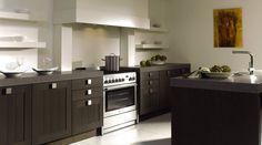 Keuken van keukenloods