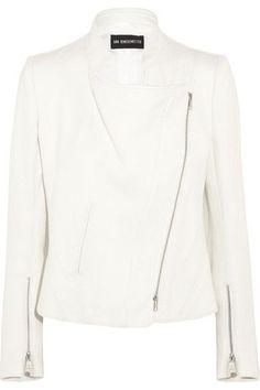 Ann Demeulemeester - Jersey Blazer - White - FR44